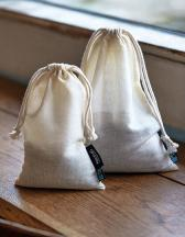 Cotton Bag with Drawstrings (5 Pieces)