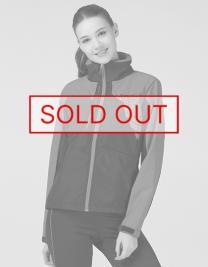 Ladies` 3 Layer Softshell Jacket