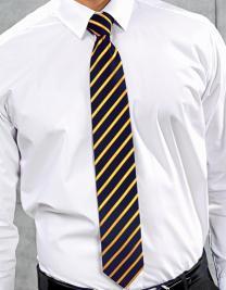 Sports Stripe Tie