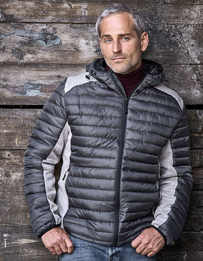 Men´s Hooded Outdoor Crossover Jacket